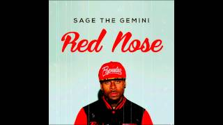 Red Nose (Instrumental) - Sage The Gemini (Remade By J. Salvo)