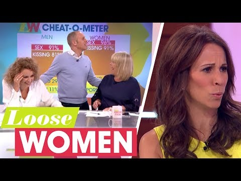 Judge Rinder Gatecrashes Debate on What Counts as Cheating on Your Partner   Loose Women