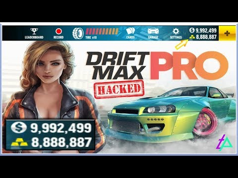 Drift Max Pro Hack - Unlimited Money & Gold For FREE - 2018
