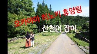 '오카야마' 히노키 자연 휴양림 '…