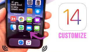 iOS 14 – Change Charging Sound & Set Custom App Icons on Home Screen!