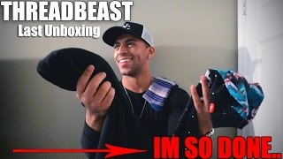 Final ThreadBeast Unboxing! Click To Find Out Why... Threadbeast Unboxing/Review