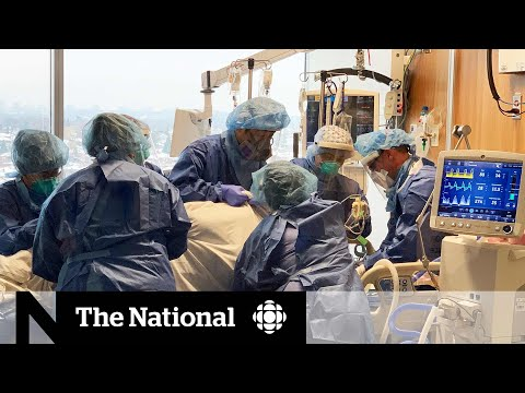 Inside a Toronto hospital during the COVID-19 second wave