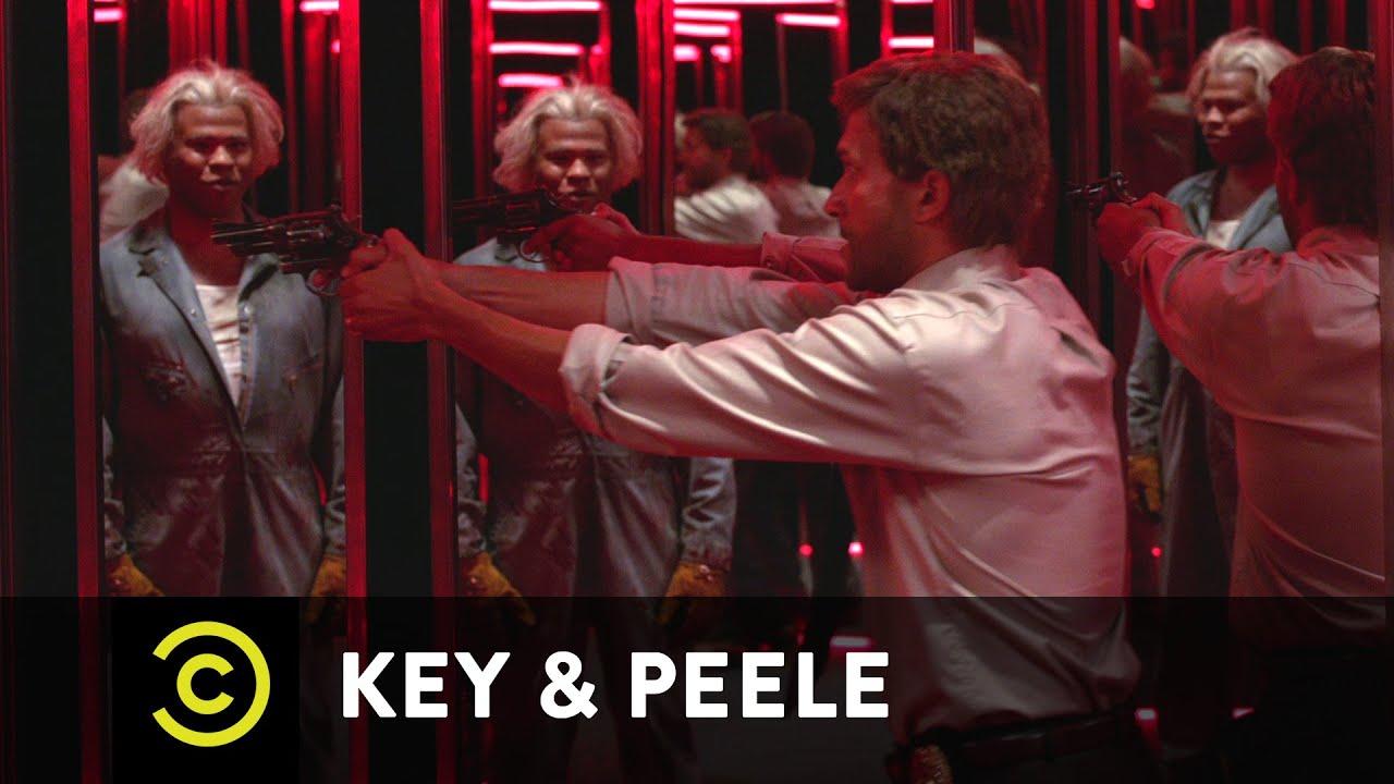 Key & Peele - Hall of Mirrors - Uncensored - Key & Peele - Hall of Mirrors - Uncensored