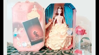 Disney Princess Signature Collection - Belle doll REVIEW