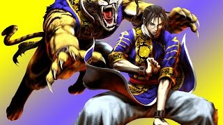 Bloody roar 3 gameplay part 1