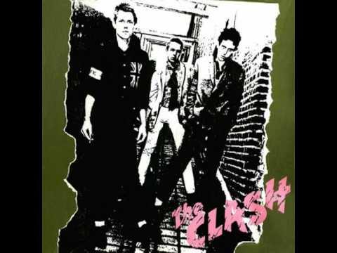The Clash - Londons Burning