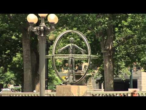 Civic Center Park In Denver: Around Dtown