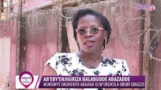 ABAZADDE BALABUDDWA : Mukomye okunenya abaana ol'wokukola obubi ebigezo