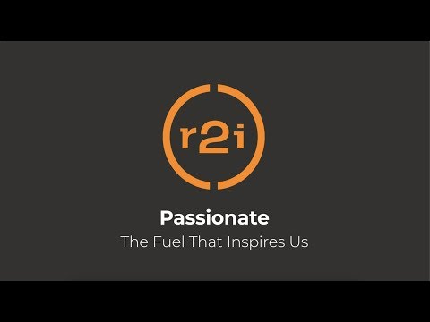 Passionate: The fuel that inspires us