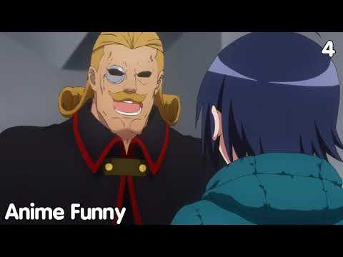 Смешные моменты из аниме #83 | Аниме приколы | АНКОРД ЖЖЕТ