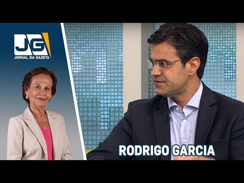 Maria Lydia entrevista o deputado federal Rodrigo Garcia (DEM/SP), sobre as eleições