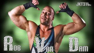Rob Van Dam WWE Theme -