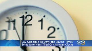 More Than 30 States Weighing Legislation Tied To Daylight Saving Time