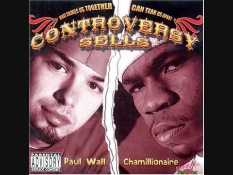 Paul Wall & Chamillionaire-In Love With My Money (Screwed)
