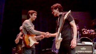 Steve Vai & Francisco Tomás Jamming on