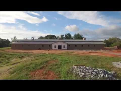 Alpha Equestrian Construction Progress 10-10-2015