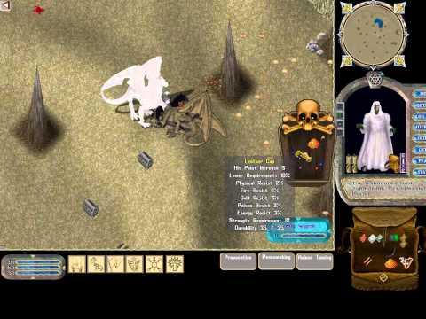 Ultima Online - 161 - Tamer - Farming in Destard