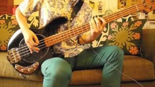ベースで弾いてみたい曲をアップしていこうと思います! ※この曲は原曲...