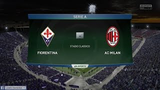 Video Gol Pertandingan Fiorentina vs AC Milan