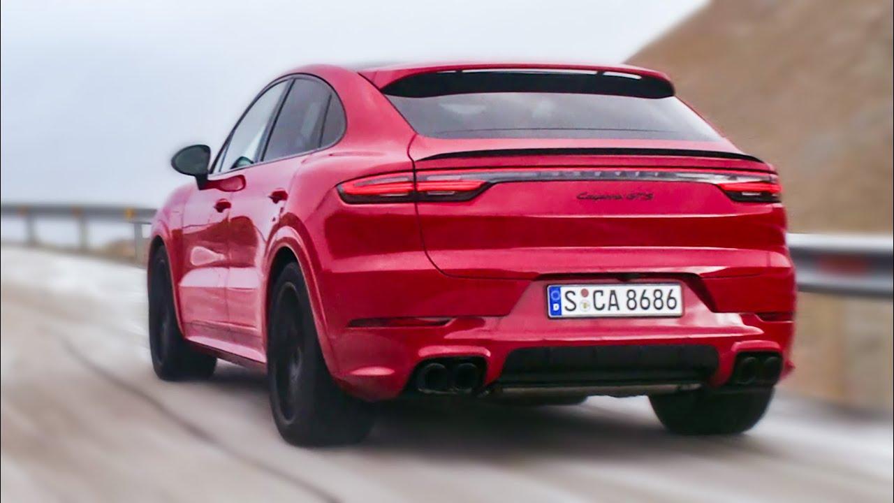 Porsche Cayenne Gts Coupe 2020 New V8 Coupe Suv Pure Sound Youtube