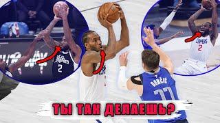 КАК УЛУЧШИТЬ СВОЙ БРОСОК? / САМЫЙ ЭФФЕКТИВНЫЙ ФЕЙК В NBA / БРОСОК В БАСКЕТБОЛЕ