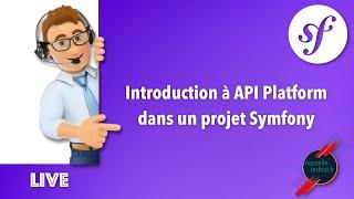 Miniature catégorie - Introduction à API Platform dans un projet Symfony