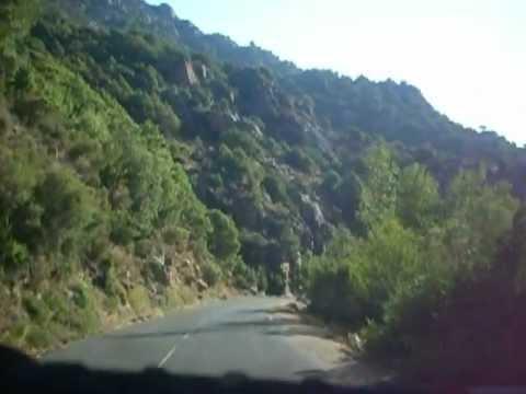 Corsica, D147 cab view.