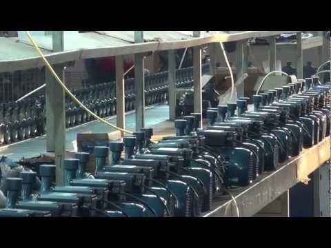 Electric Pump Production Line