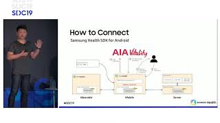 Making Better Health Services with Samsung Health SDKs