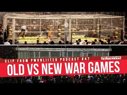 PWUnlimited Compares The Old Vs New War Games Structure