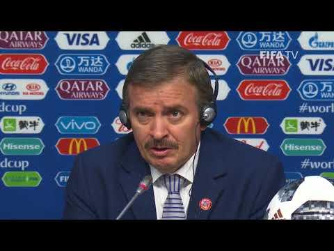 FIFA World Cup™ 2018: Costa Rica - Serbia: Costa Rica Post-Match Press Conference