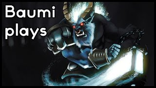 Dota 2 | MOOOO ALL OVER THE MAP!! | Baumi plays Spirit Breaker