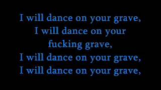 Bring me the Horizon - Black and Blue - Lyrics