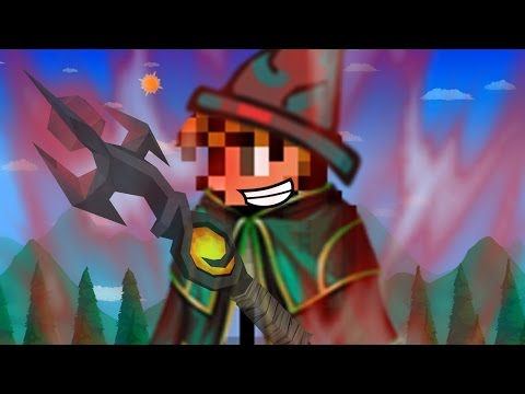 MAGICAL OVERLORD! | Terraria 1.3.4 Epic Modpack SE5 | Mage Class | EP 1