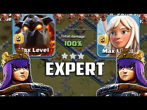 Best Queen Walk Expert With LavaLoon 3star TH12 Attack Strategy 2019 (Updated)  Clash Of Clans