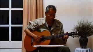 Khúc Tình Ca Hàng Hàng Lớp Lớp - Nguyễn Văn Đông - minhduc nghêu ngao (lyrics)