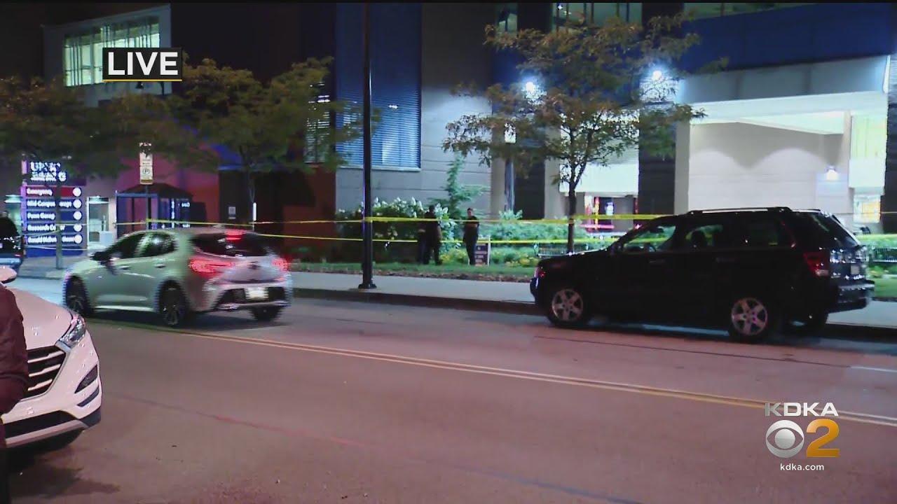 Man Shot Multiple Times Outside UPMC Children's Hospital