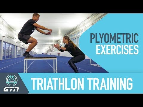 5 Plyometric Exercises For Triathlon Training   Improve Your Speed & Power
