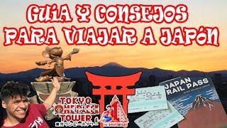 Guia para Viajar a Japón! Visas y JR Parte 1/2  ツ