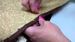 Binding A Quilt (stitch)