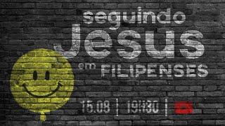 FLUIR Live - Seguindo Jesus em Filipenses | Introdução | 15/08/2020