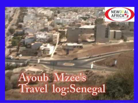AYOUB  MZEE'S  TRAVEL  LOG:Senegal