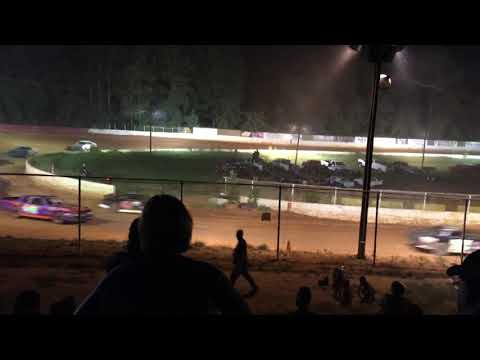 East Lincoln Speedway 8/19/17