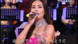 田麗+ダンシング 才一ルナイト+擁抱+台灣的歌