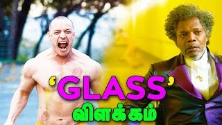 GLASS Movie Explained In 12 Minutes Tamil Explained