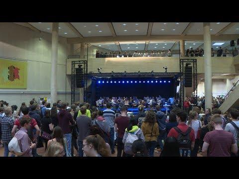 """Für die """"Neuen"""": Festveranstaltung an der Uni Göttingen"""