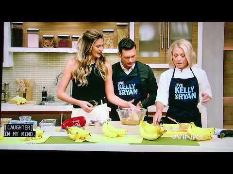 Live with Kelly and Ryan Health Banana bread - Vegan banana bread is an option