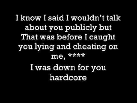 Ke$ha- Thinking of You (Lyrics)
