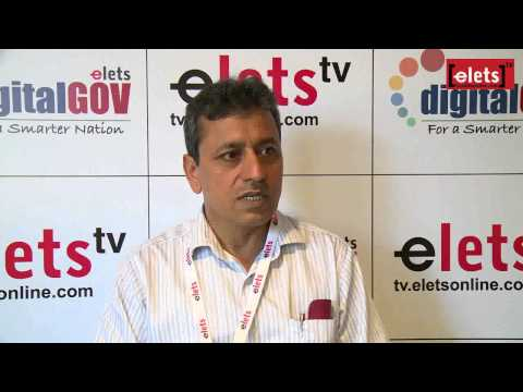 elets Digital Gov Summit'15 - Interview - Dr Omkar Rai, DG, Software Technology Parks of India...